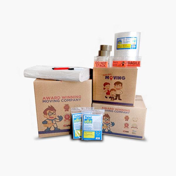 Two Bedroom Moving Company Kit Toronto