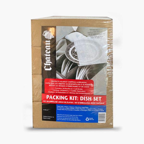Packing Kit Dish Set Moving Toronto